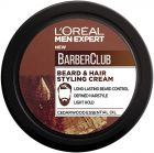 loreal barber club Beard Hair Styling Cream 75ml