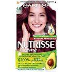 Garnier Nutrisse 4.6 Deep Red Permanent Hair Dye