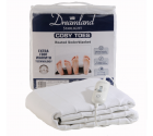 dreamland starlight cosy toes under blanket double