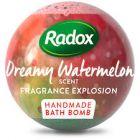 radox bath bomb watermelon