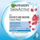 Garnier SkinActive Moisture Bomb Pomegranate Tissue Mask 32g