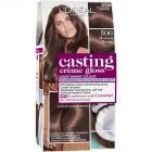 L'Oreal Paris Casting Creme Gloss Semi-Permanent Hair Dye 500 brown