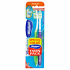 Wisdom Regular Fresh Firm Toothbrush 2 pack