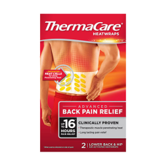 Thermacare Back – 2 Heatwraps