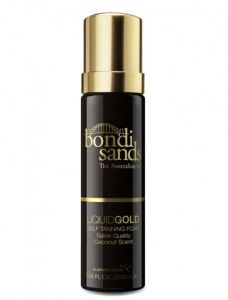 Bondi Sands Liquid Gold Self Tanning Foam 200ml