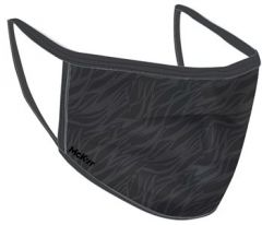 McKeever Sports Reusable Face Mask Charcoal Wave