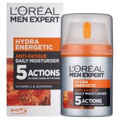 L'Oréal Men Expert Hydra Energetic Daily Anti-Fatigue Moisturising Lotion 50ml