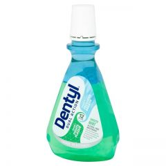 Dentyl Dual Action Mouthwash Smooth Mint 500ml