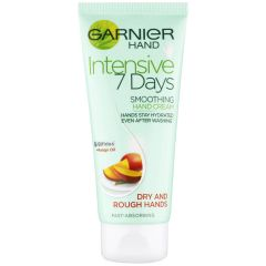 Garnier Intensive 7 Days Mango Hand Cream for Dry/Sensitive Skin 100ml