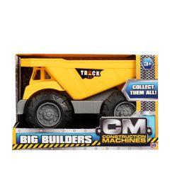 HTI Toys Big Builders Construction Machine Dump Truck