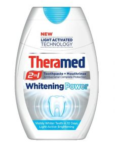 Theramed 2-in-1 Whitening Toothpaste 75ml