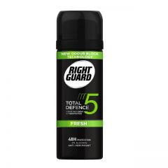 Right Guard Total Defence 5 Fresh 48H High-Performance Anti-Perspirant Deodorant 50ml