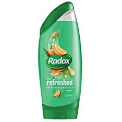 radox shower refreshing 250ml