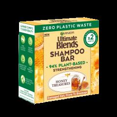 Garnier Ultimate Blends Honey Strengthening Shampoo Bar