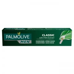 Palmolive for men classic palm extract shave cream 75ml