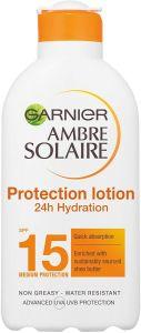 Garnier Ambre Solaire Ultra-Hydrating Shea Butter Sun Protection Cream SPF15