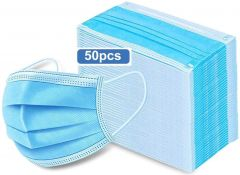 Disposable Protective Mask 50 Pieces