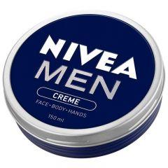 Nivea Men Crème All Purpose Cream for Face, Body & Hands 150ml