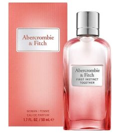 Abercrombie and Fitch First Instinct Together EDP Women 50ml