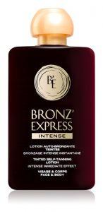bronz express tinted liquid 100ml