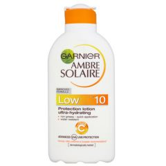 Garnier Ambre Solaire Protection Lotion SPF10 200ml