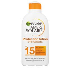 Garnier Ambre Solaire UltraHydrating Protection Lotion SPF15 200ml