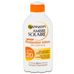 Garnier Ambre Solaire UltraHydrating Protection Lotion SPF20 200ml