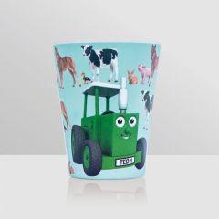 Tractor Ted Bamboo Beaker, Baby Animals