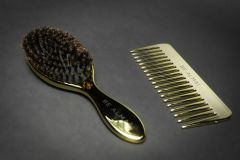 BE ALMAI Wave Styling Brush and Comb Set