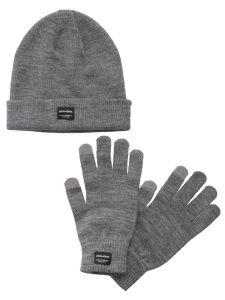Jack & Jones Hat & Glove Gift Set