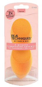 real techniques miracle complexion sponge twin pack
