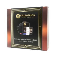 Bellamianta Rapid Mousse Gift Set