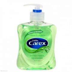 carex aloe vera hand wash 250ml