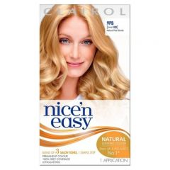 Nice'n Easy Permanent Hair Dye 9PB Light Pale Blonde