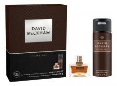 David Beckham Intimately 30ml EDT & Deodorant 150ml Gift Set