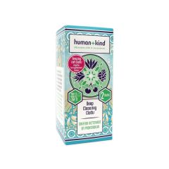 Human + Kind Deep Cleansing Cloths 2 Pack