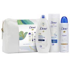 Dove Gently Nourishing Beauty Bag Gift Set