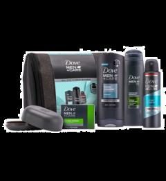 Dove Men Ultimate Wash Bag Gift Set