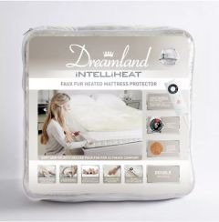 dreamland heated mattress protector double