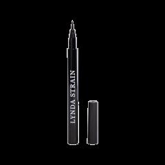 LYNDA STRAIN Feline - Black Liquid Eyeliner