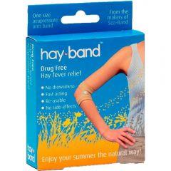Hay Band Acupressure Band