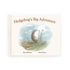 Jellycat Hedgehog's Big Adventure