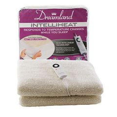 dreamland mattress protector single