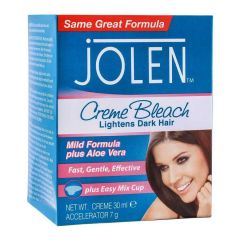 jolen creme bleach mild 30ml