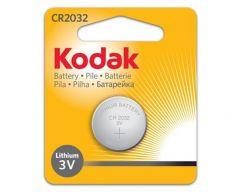 kodak CR2032 lithium battery