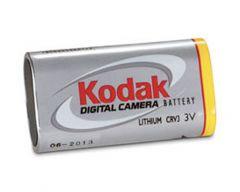 Kodak Lithium Digital Camera Battery CRV3 Lithium Ion 3 V