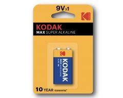 kodak/varta max 9v