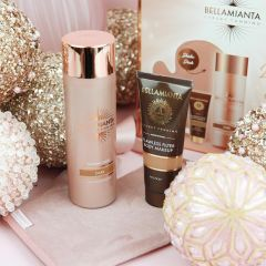 Bellamianta Liquid Gold Dark Gift Set
