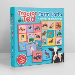 Tractor Ted Farm Lotto