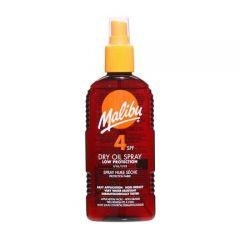Malibu Dry Oil Spray SPF 4 200ML